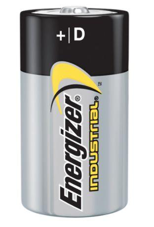 XB875 D - Alkaline 1.5 V Industrial Batteries Voltage: 12/BOX ENERGIZER