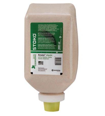 NI099 HAND, PUMICE CLEANER KRESTO 2000ml REFILL HEAVY DUTY STOKO #PN98704506