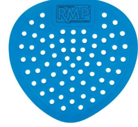 JK659 (NG455) URINAL SCREEN, BLUE - CHERRY SCENT #9306 RMP
