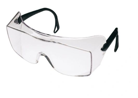 SDL985 Safety Glasses, 3M Clear Lens, OX™ Anti-Fog Coating, CSA Z94.3 Over-the-Glasses #12166-00000-20 (2 PAIRS/BOX)