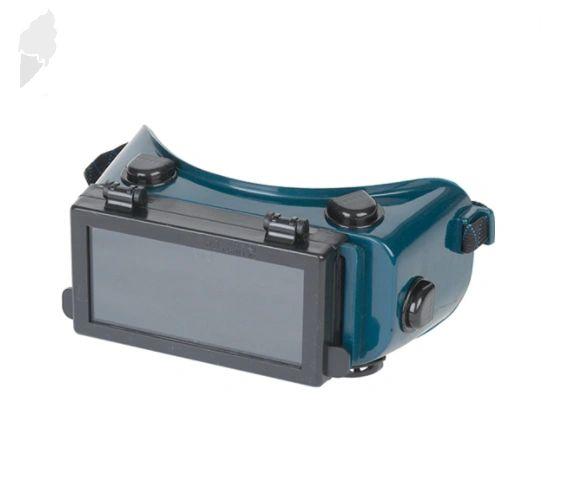 NT647 Flexible Frame Goggles Ventilation Closed Lens Tint: 5.0 CSA: Anti-Scratch WELD-MATE