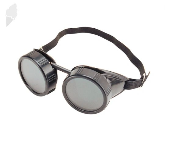 NT648 Cup Goggles Ventilation Type: Closed Lens Tint: 5.0 Coating: Anti-Scratch WELD-MATE