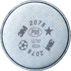 SE908 3M #2078 P95 Respirator Prefilters 2/PK