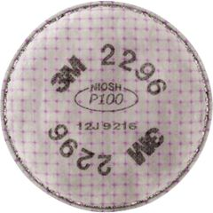 SEI739 3M #2296 P100 Advanced Filter w/Nuisance Level Acid Gas 2/PK