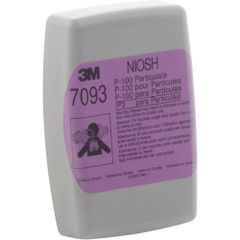 SE912 3M #7093 P100 Respirator Particulate Filters 1/PK