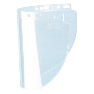 SAM377 FACESHIELD ONLY HIGH PERFORMANCE NORYL STRONG NORTH #4178CL (FITS SAM376 HEADGEAR)