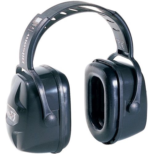 ***DISCONTINUED***SAK152 Earmuffs HEADBAND T3 Thunder® NRRdb30 INNER VENTILATION/SOFT PAD Height Adj.