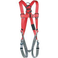 SEB363 Harness, Vest-Standard D-Rings: Back Leg:PASS-THRU MED/LRG PROTECTA CSA