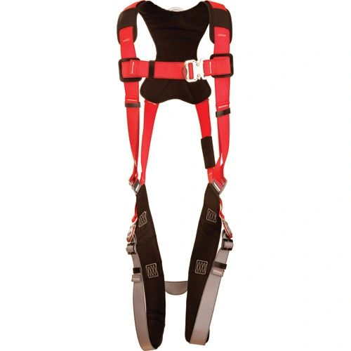 SEB369 Harness, STANDARD D-Rings BACK Leg:QUICK CONNECT BACK/SHOULDER/LEG PAD MED/LRG PROTECTA CSA CLASS A