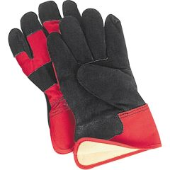 SEM277 GLOVES, Split Cowhide Fitters PREMIUM Thermal Lined LARGE