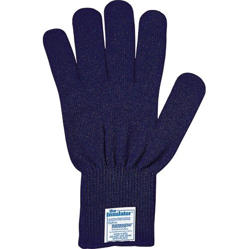 SEA277 Insulator® Under Glove String Knit Polyester Handling chilled products, 78-101/78-150 , Blue or White 1 SIZE ANSELL