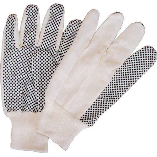 SEE947 PVC, DOTTED PALM, SINGLE SIDE COTTON CANVAS (SML & LRG) ZENITH