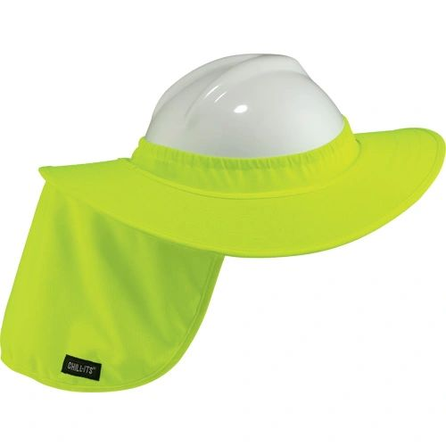 SEI751 Chill-Its® 6660 Hard Hat Brims ABSORPTIVE Technology #12640 Ergodyne