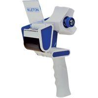 "PE321 Tape GUN Dispenser Industrial Grade Adj. Brake PLASTIC STANDARD 2"" Kleton"