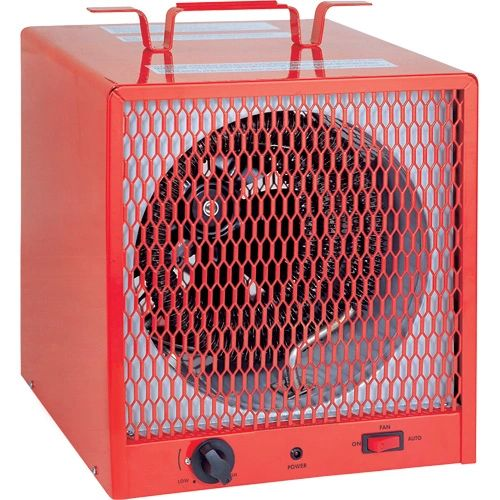 EA561 Contractor Construction Heater Volt:240 Watt:4800 Amps:20 BTU/H:16382
