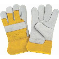 SAP240 Split Cowhide Fitters Foam Fleece Lined Gloves, ZENITH
