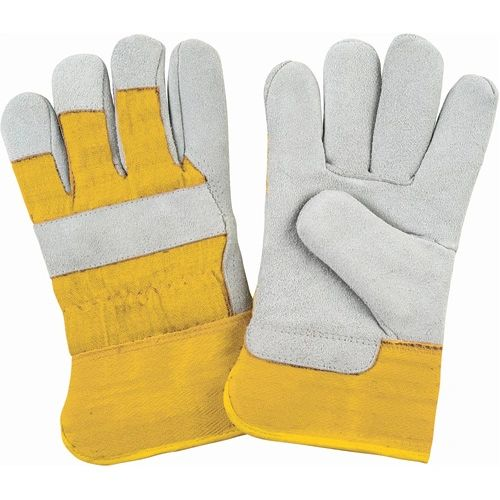 SAP240 Split Cowhide Fitters Foam Fleece Lined Gloves, ZENITH