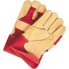 SAP251 Thinsulate 100-g Lined Grain Pigskin Fitters Gloves, X-LARGE ZENITH (LRG-2XLR)
