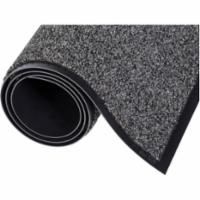 NG743 FLOOR MATTING ENTRANCE 3'x5' WATER ABSORB SCRAPER MED-HVY TRAFFIC CHARCOAL MAT TECH