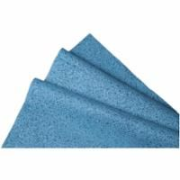 NI330 KIMTECH-Prep WIPERS BLUE 1/4 FOLD 13Lx12.5W 66SHEET PACK (fits JC109) #33560