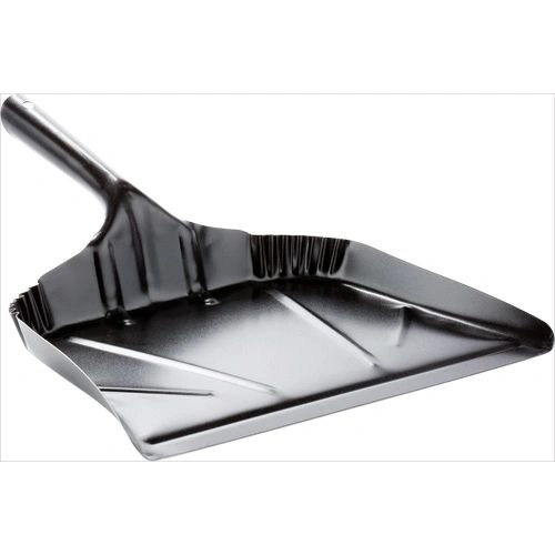 "JB770 Metal Dust Pan 12"" HANGER HOLE ATLAS GRAHAM #180"