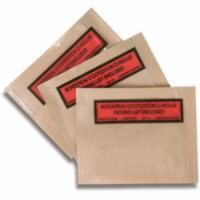 """**DISCONTINUED**USE PF878 (PA189) Packing List #FBC101 Envelopes Inside 4"""" x 5"""" Outside 4 1/4"""" x 5 1/2"""" BELLE-PAK"""