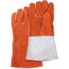 610-0328 Welders' Comfoflex Premium Quality Gloves, Large WELD-MATE #WM10-0328