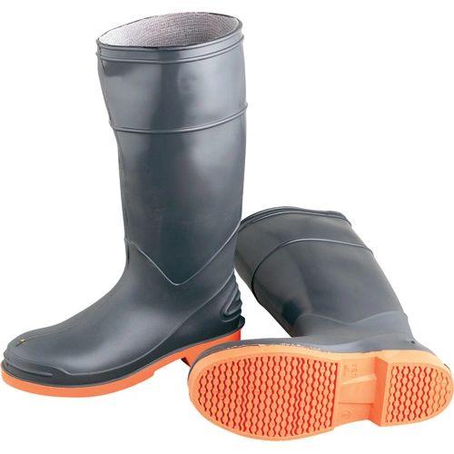 "SAP795 SureFlexTM Boots 16"" 100% Waterproof PVC STEEL TOE KNEE BOOT (SZ 6-15) ONGUARD #87982"