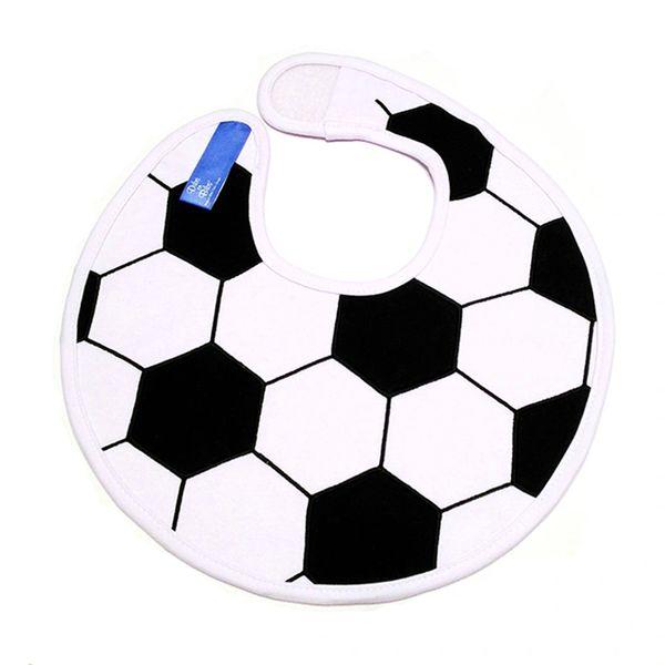 Soccer Ball Baby Bib