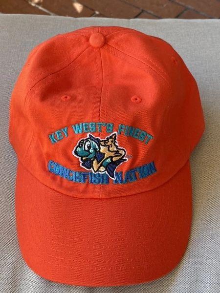 Orange Slushie Hat