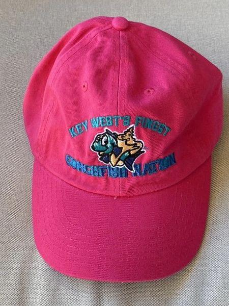 Raspberry Slushie Hat