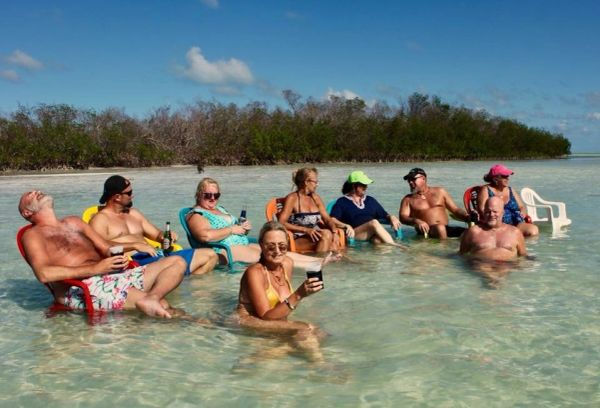 SOLD OUT! Cruise Directors Sandbar Day Tue. Nov. 2nd!