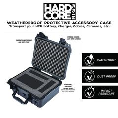 Hard Core Rig battery and accessory case
