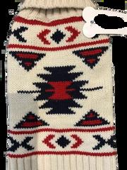 Sweater: Aztec Pattern