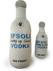 Toy: Arfsolute Vodka Toy (Two sizes)