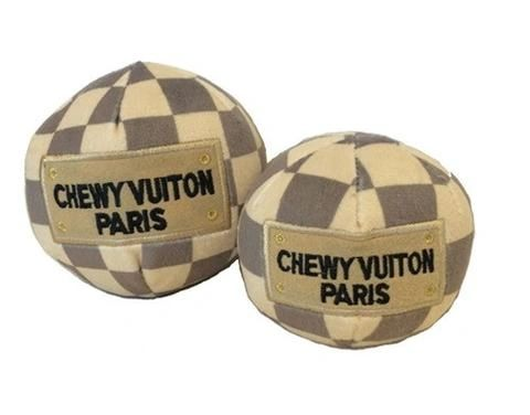 Toy: Chewy Vuiton Plush Toy
