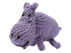 Rope Toy: Organic Hippo