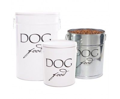 Storage: Recycled Steel Food Storage Containers