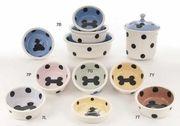 Bowls: Hand Made Bone Food Bowls
