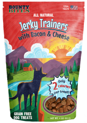 Treats: Bounty Bites Grain-free Bacon and Cheese Treats
