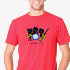 T-shirt: Nashville Cats