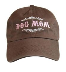 Baseball Cap: Dog Mom