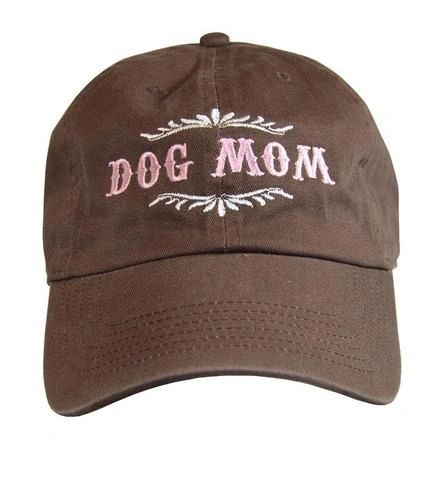 Baseball Cap: Dog Mom