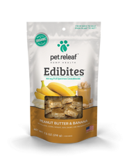 CBD EDIBITES -- peanut butter and banana