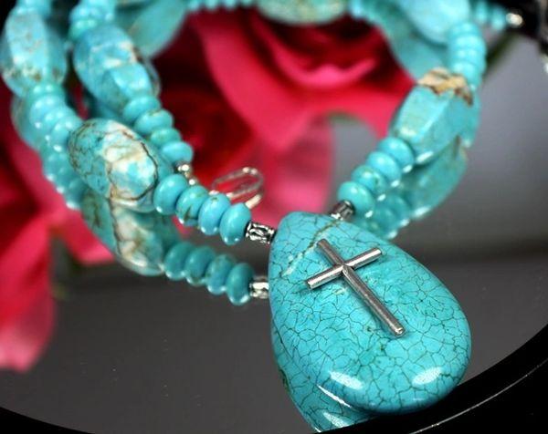 Magnesite Necklace