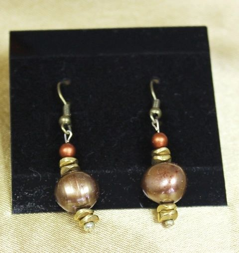 Shell of St. James Matching Earrings