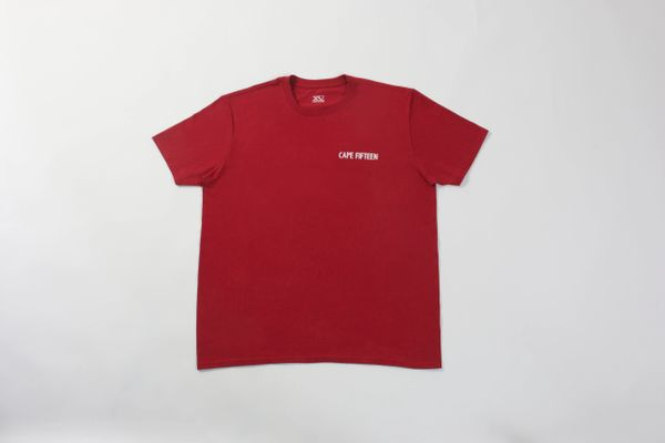 Township Tee Scarlet Red