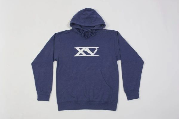 Heavyweight Explorer Sweatshirt Denim Heather