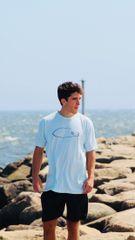 Ocean Tone Surf Tee