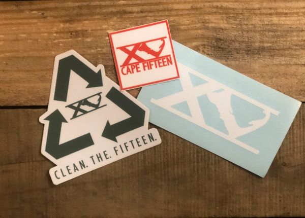 XV Sticker Pack